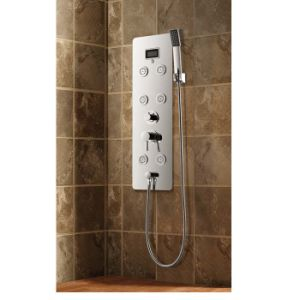 Stainless Steel Panel Shower Panel Control (K2218-1) pictures & photos