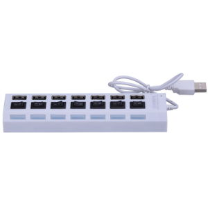 7 Ports USB Hubs Charger High Speed USB 2.0 pictures & photos