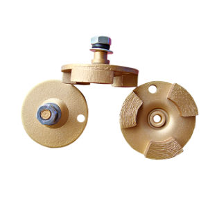 Fan Shape Concrete Grinding Blade Diamond Blade / Grinding Disc pictures & photos