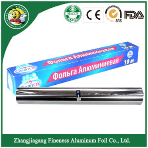 Catering Aluminium Foil with Color Box pictures & photos