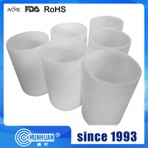 PTFE Tube Pipe or PTFE Filled Graphit Tubing pictures & photos