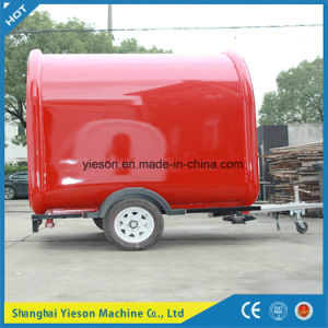 Yieson Custom Fast Food Vending Trailer pictures & photos