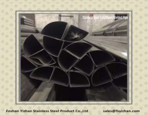 Welded Stainless Steel Special Shaped Tube pictures & photos
