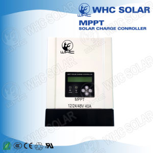 40A Solar Power System Battery Charger Regulator/Controller MPPT pictures & photos
