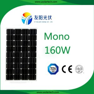 160W High Efficiency and Best Price Mono Solar Power pictures & photos