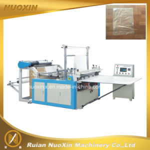One Layere Hot Heating Cooling Seal Bag Making Machine pictures & photos