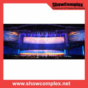 Indoor Full Color LED Display Panel for Show with Low Power Consuption (500mm*500mm pH2.97) pictures & photos