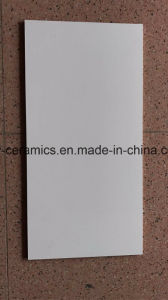 Foshan Building Material Quality Pure White Polished Glazed Porcelain Stone Rustic Floor Marble Wall Ceramics Tile pictures & photos