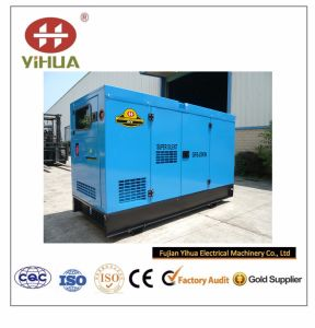 Best Sale! ! ! 20kVA~56kVA Isuzu Soundproof Diesel Generator Set with Ce/Soncap/CIQ Certiifcations pictures & photos