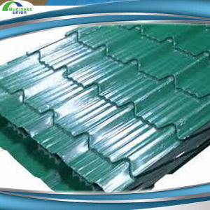 Competitive Price Corrugated Sheet Metal Roofing Tiles pictures & photos