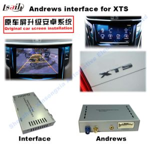 Android GPS Navigation System Video Interface for Cadillac Xt5 pictures & photos