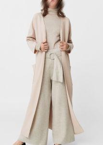 2017 Last Design Ladies Oversize Wool Coat pictures & photos