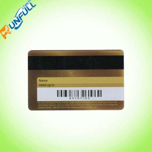 Personal Printing Promotion PVC Magnetic Membership Card pictures & photos
