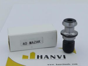Cutoutil Mazak 40 Pull Stud with Coolant Hole Pull Stud pictures & photos
