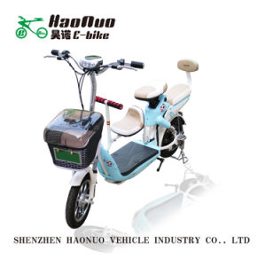 Mini Series Electric Moped Scooter for Mother and Kids pictures & photos