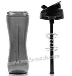 650ml Protein Plastic Shaker Bottle (R-S085) pictures & photos