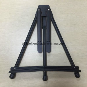High Quality Portable Metal Table Easel pictures & photos