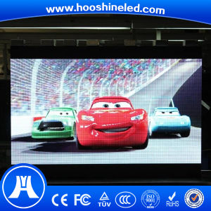 Programmable Display Indoor Full Color P6 SMD LED Trailer Display pictures & photos