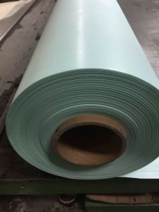 Colored PVC Plastic Film Roll pictures & photos