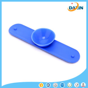 Wholesale Creative Design One Touch U Sucker Silicone Phone Holder pictures & photos