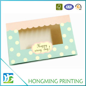 Custom Printed Paper Food Takeaway Box for Bakery pictures & photos