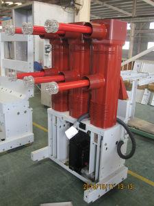 Zn85-40.5 Indoor Truck Type High-Voltage Vacuum Circuit Breaker pictures & photos