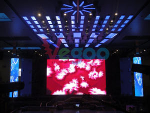 P3.91 High-Definition Full-Color LED Display Screen of Bar pictures & photos