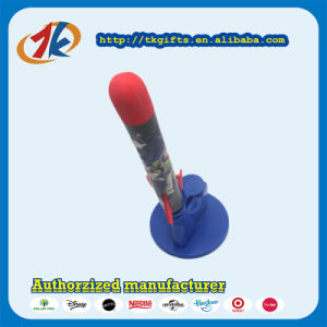 High Quality Custom Mini Soft Rocket Launcher Toys pictures & photos