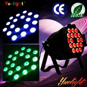 Yuelight 5in1 18PCS*10W LED PAR Can Light pictures & photos