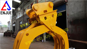 Hydraulic Excavator Grab Bucket for Rock Irregular Scrap Grapple pictures & photos