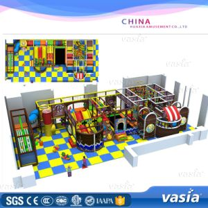 2017 Vasia Candy Theme Used Indoor Playground Equipment for Sale pictures & photos