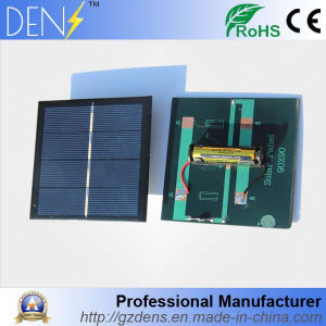 Rechargeable Battery Charging 1W 2V Solar Cell pictures & photos