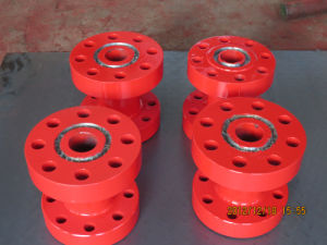 "2-1/16"" 5000psi Companion Flange/ Wellhead Threaded Flange pictures & photos"