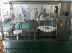 Hb100-200ml High Efficiency Filling and Stoppering Machine pictures & photos