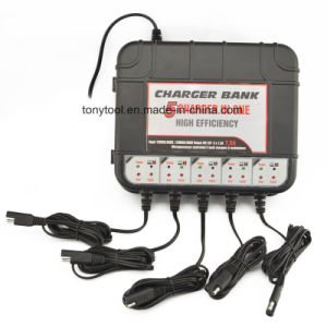 Top Five Best 5 Bank Marine Battery Charger pictures & photos