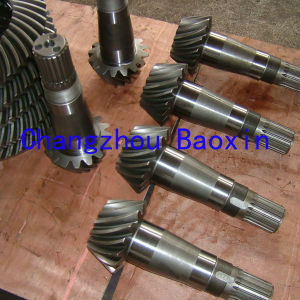 SGS Bevel Pinion Shaft Gear pictures & photos