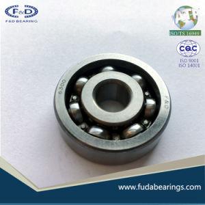 Deep Groove Ball Bearing 6300 (fuda bearings) motorcycle Bearings pictures & photos