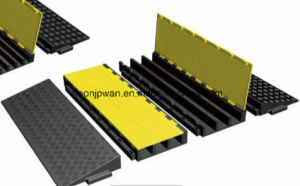 AMS Cable Protector System Protector Speed Bump pictures & photos