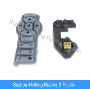 Custom Medical Rubber Parts Molded Silicon