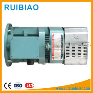 Lifting Hoist Motor, DC Worm Gear Motor pictures & photos
