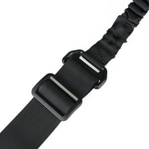 Molle Military Airsoft Rifle Gun Weapon Double Point Weapon Sling Cl13-0005 pictures & photos