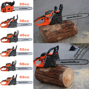 """52cc Professional High Quality Chain Saw with 18"""" Bar and Chain pictures & photos"""