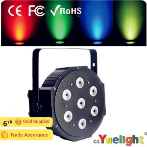 Stage Light 4 in 1 7X10W RGBW Full Color LED PAR Light pictures & photos