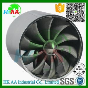 Ts16949 Standard 5 Axis CNC Machined Turning and Milling Marine Impellers pictures & photos