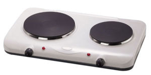 Table Electric Hot Plate Two Burners (HP-C220) pictures & photos