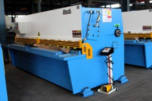 Stainless Steel Plate Guillotine Shear (QC11Y) pictures & photos