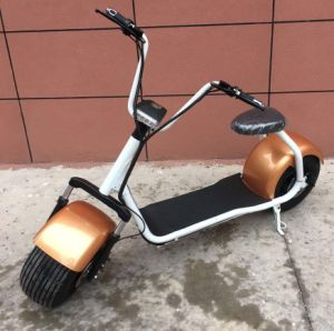 2016 Popular Harley Style 1000W Vespa Electric Scooter with Ce
