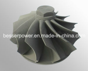 Ts16949 Cast Nickel Alloy Investment Vacuum Casting 740 604 K418 Nickel-Based Alloy Investment Vacuum Castings Factory pictures & photos