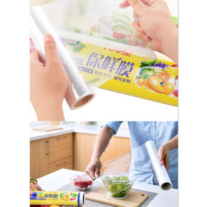 Surface Protection Transparent PE Cling Film High Quality Pallet Wrap for Food pictures & photos