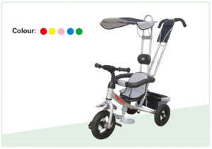 High Quality Steel Frame Children Tricycle Baby Tricycle pictures & photos
